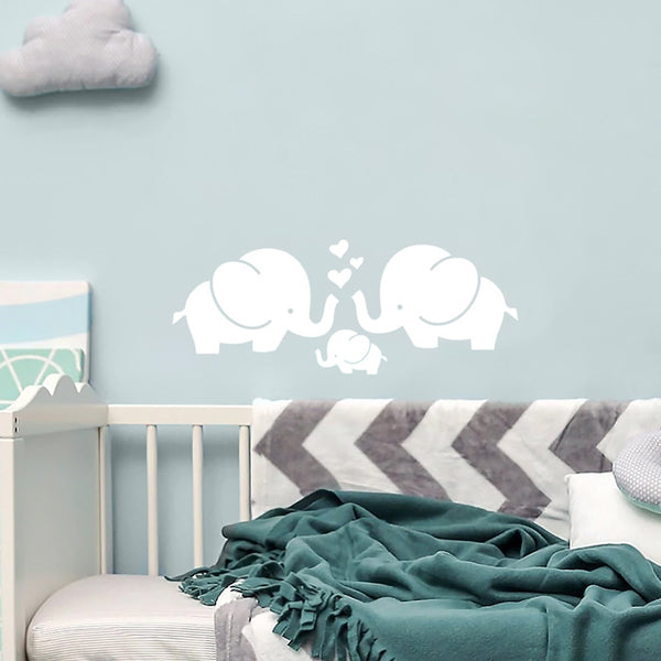 sticker enfant elephant