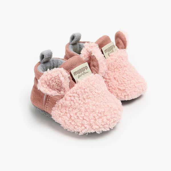 chaussons bebe fille