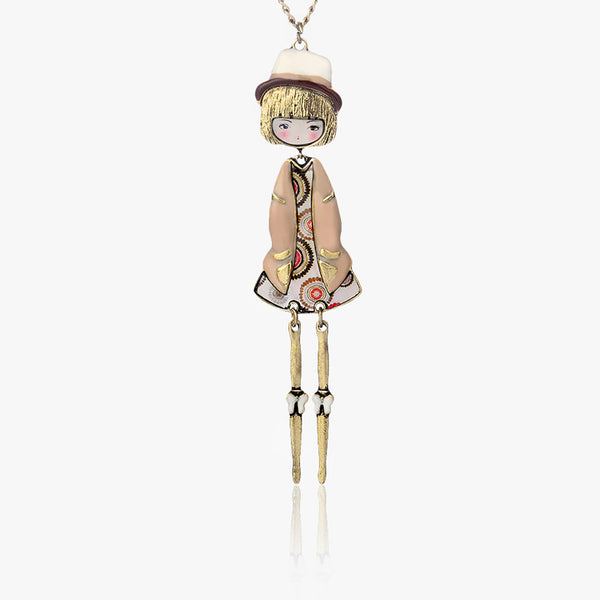 collier fille
