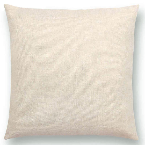 housse coussin lin