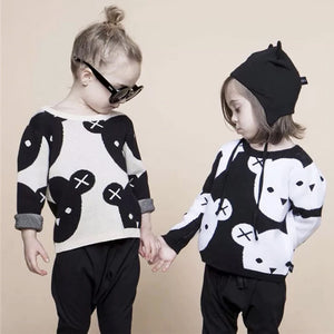 pull enfant ours