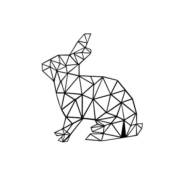 stickers enfant - lapin