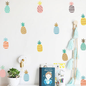 stickers enfant ananas