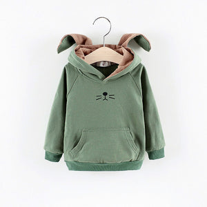 sweat bebe lapin