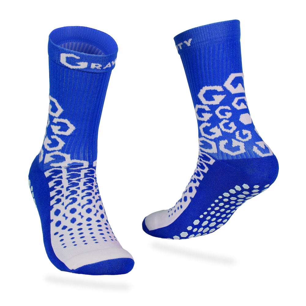 Gravity Performance Grip socks with ankle support - Gravity Grip Gear