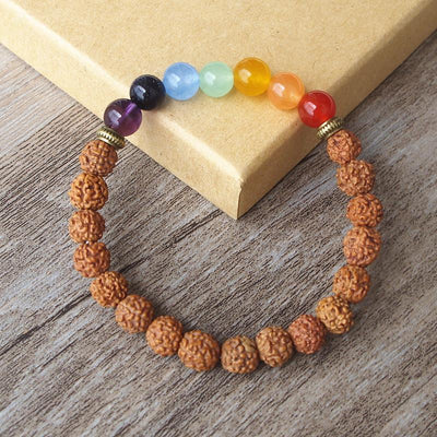 Chakra-Energy Healing Bracelet of the 7 chakras-WorldOfChakras