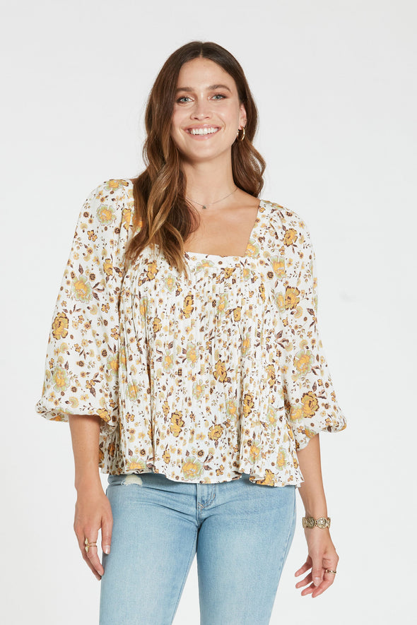 Outdoor Meadow Brielle Top