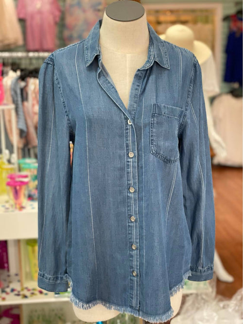 Medium Denim Top