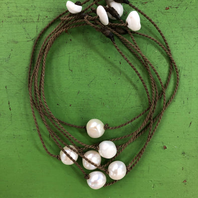Classic Pearl Anklet