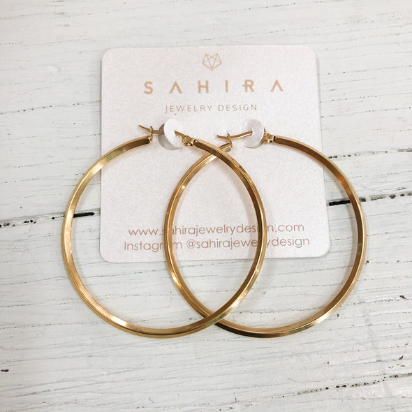 Zoey Hoops-Gold