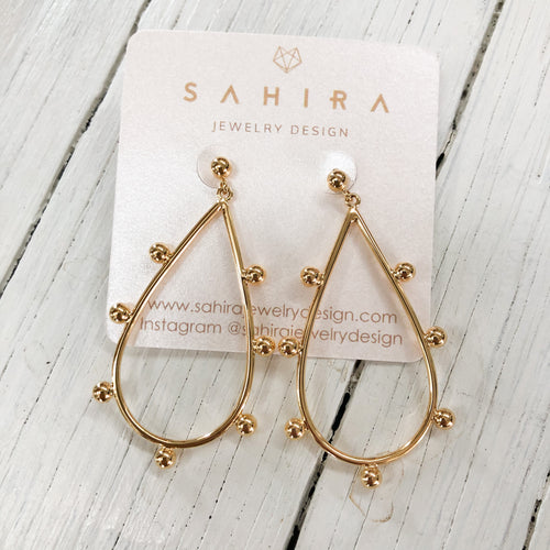 Aliya Drop Earring