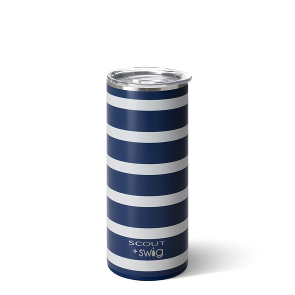 Nantucket Navy 20oz Tumbler