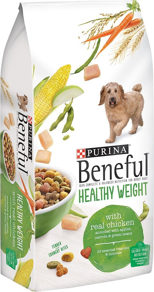 Beneful Healthy Weight with Real Chicken Dry Dog Food