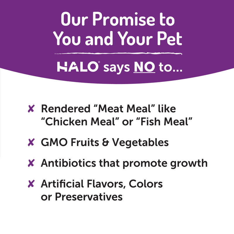 Halo Holistic Grain Free Adult Lamb Stew Canned Cat Food
