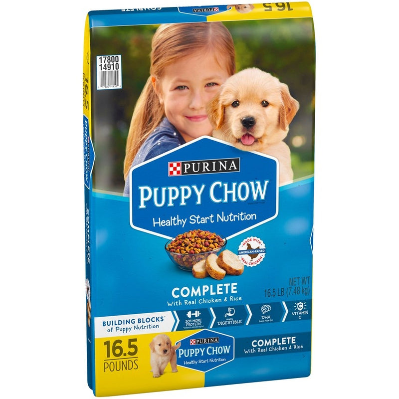 Purina Puppy Chow Complete Dry Dog Food