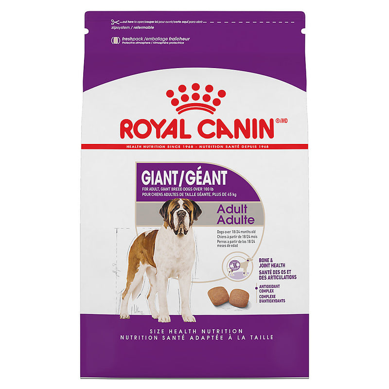 Royal Canin Size Health Nutrition Giant Adult Dry Dog Food