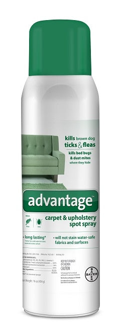 Bayer Advantage Carpet and Upholstery Spot Spray