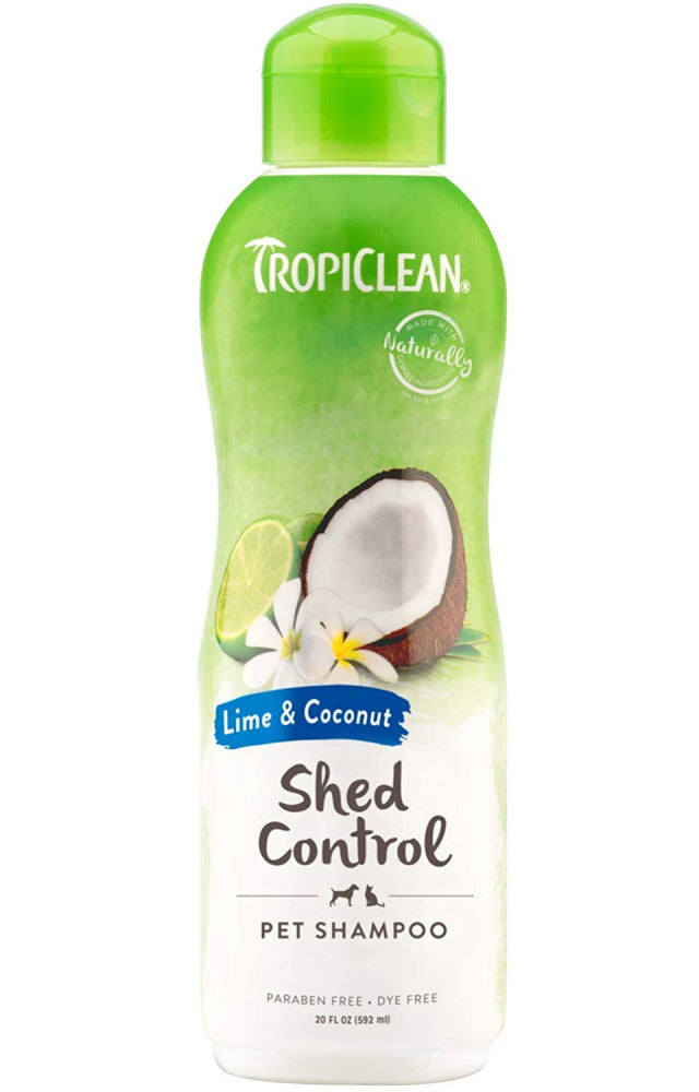 Tropiclean Lime & Coconut Pet Shampoo