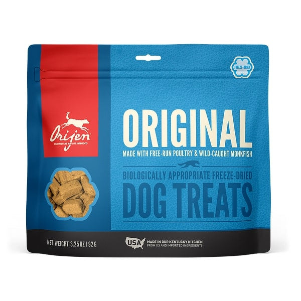 ORIJEN Freeze Dried Original Dog Treats