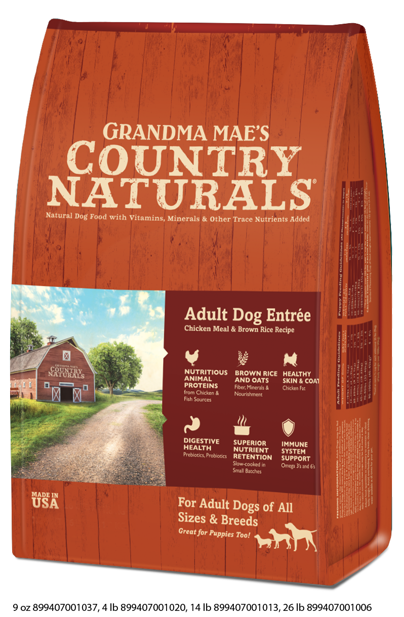 Grandma Mae's Country Naturals Adult Dog
