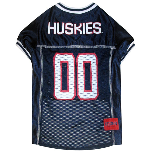 Connecticut Huskies Football Mesh Jersey