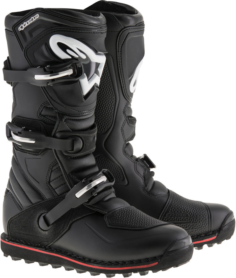 Alpinestars Tech-T Boots Motorcycle Riding Sports Black White Multi colors Sizes