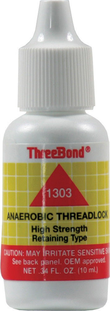THREEBOND HIGH STRENGTH THREAD LOCK 10ML 1303AT000