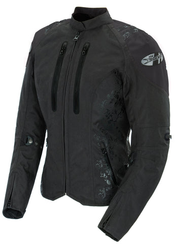 Joe Rocket Atomic 4.0 Waterproof Motorcycle Jacket Armor Approved Colors/Sizes