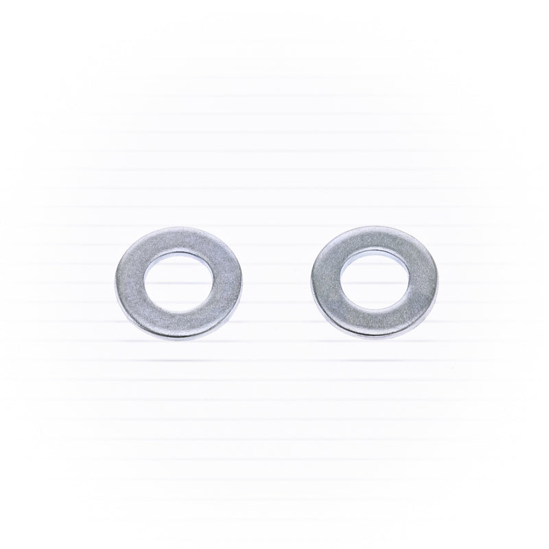 BOLT FLAT WASHERS 10MM 10/PK 020-11000