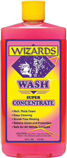 Wash Concentrate 16Oz  Wizards 11077