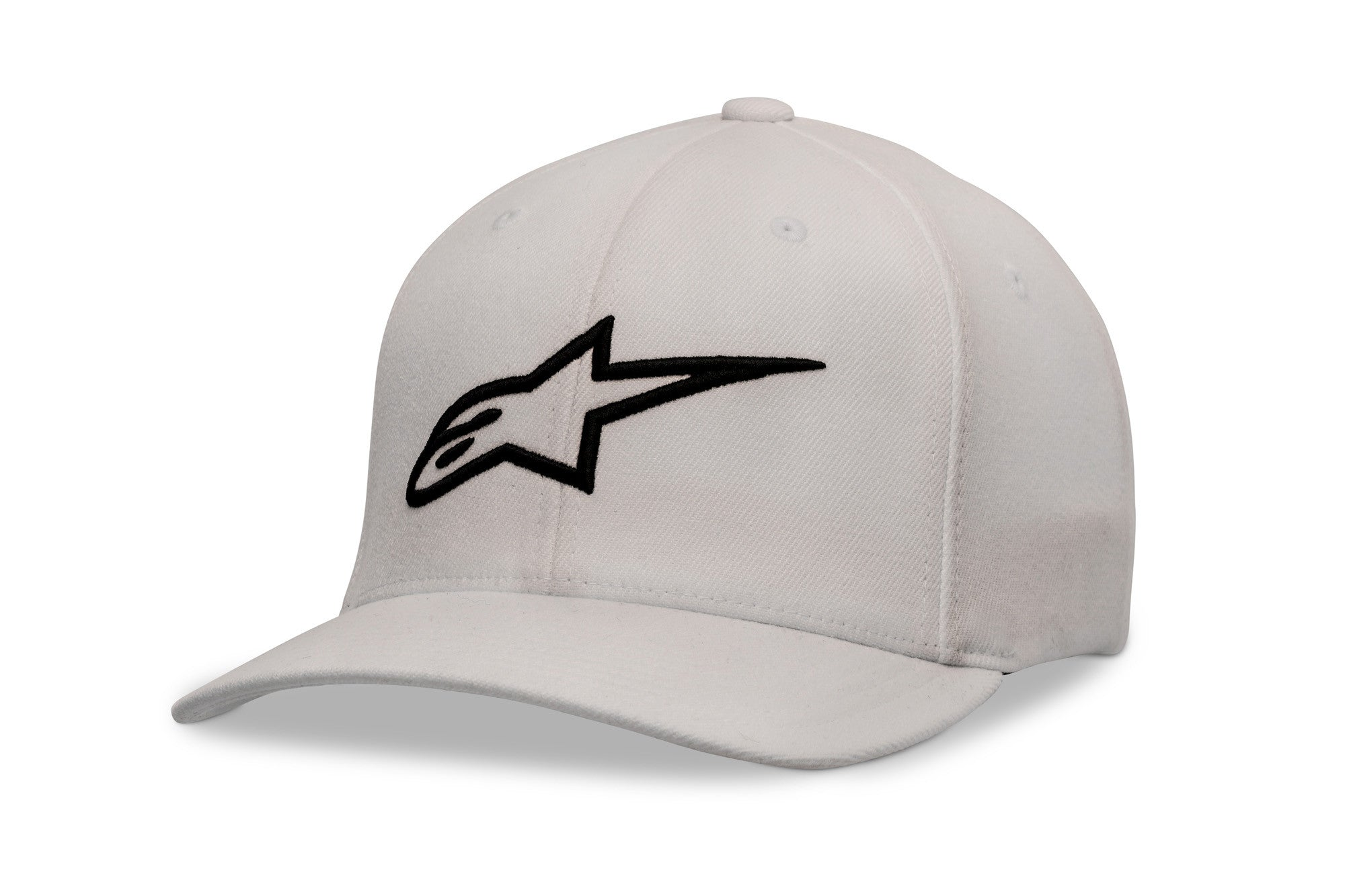 Alpinestars WOMENS AGELESS HAT SILVER/BLACK 1W38-81100-1900