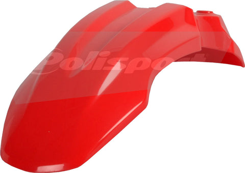 Front Fender (Red) Polisport 8563100003
