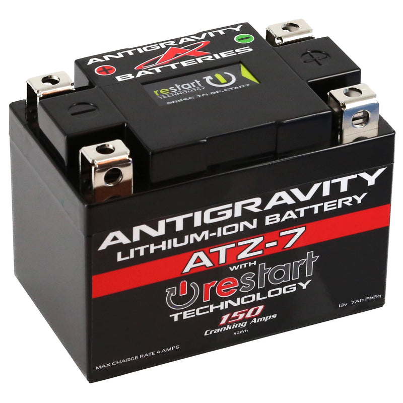 LITHIUM BATTERY ATZ7-RS 150 CA Antigravity Batteries AG-ATZ7-RS