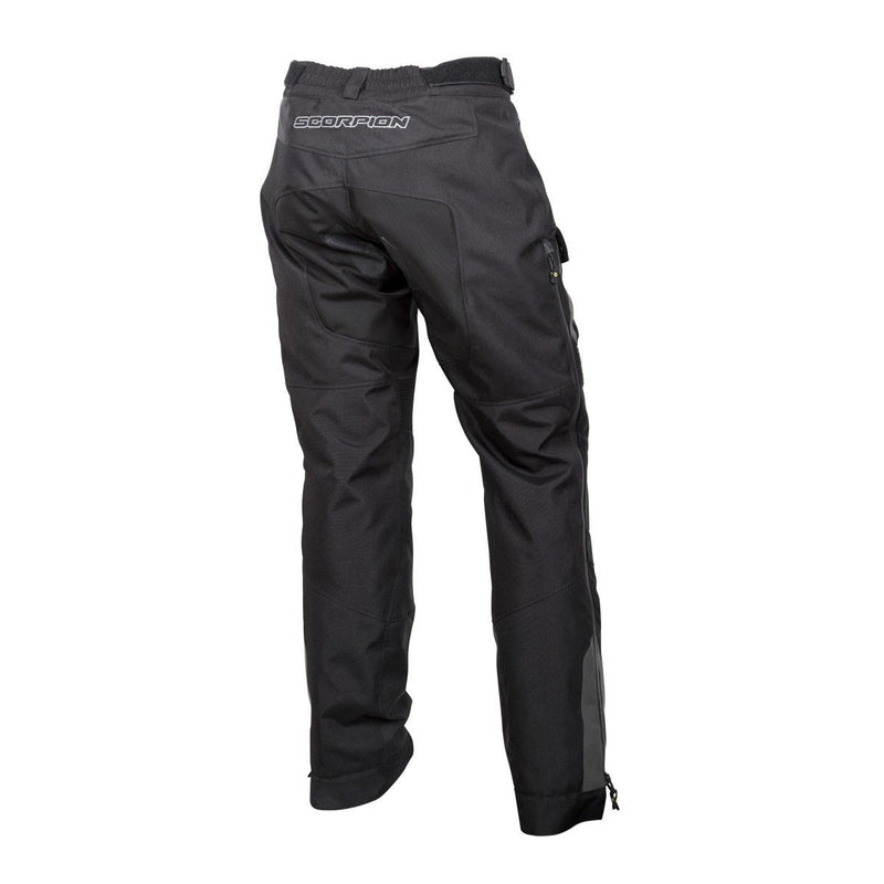 Scorpion Seattle Waterproof Men's Overpants Textile Motorcycle Over-Pants Black