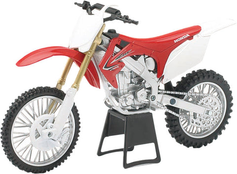 REPLICA 1:12 RACE BIKE 12 HONDA CRF250 RED New-Ray Toys 57463