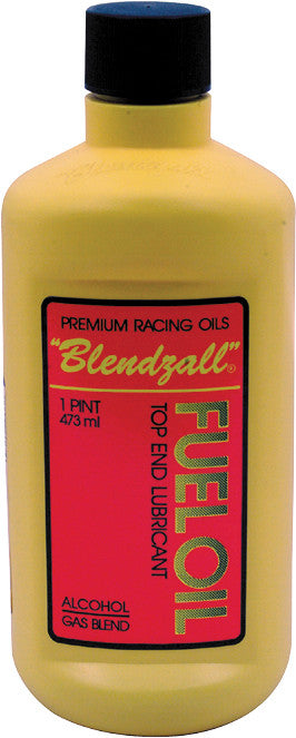 Fuel Oil Top End Lubricant 16O Blendzall F-501