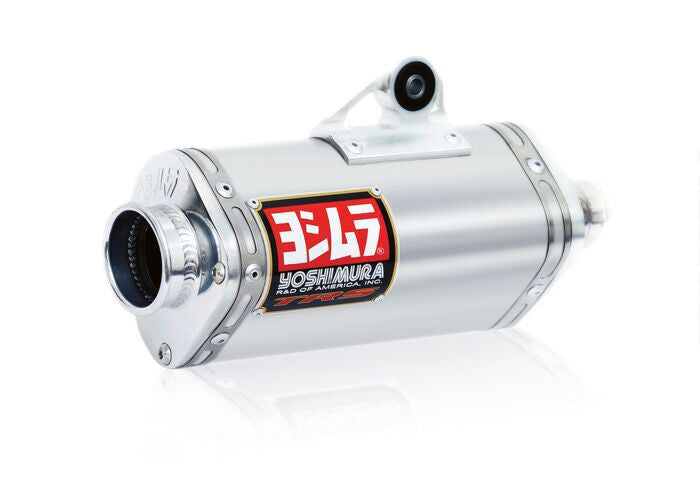 Yoshimura Trs Header/Canister/End Cap Exhaust System Ss-Al-Al 2265503