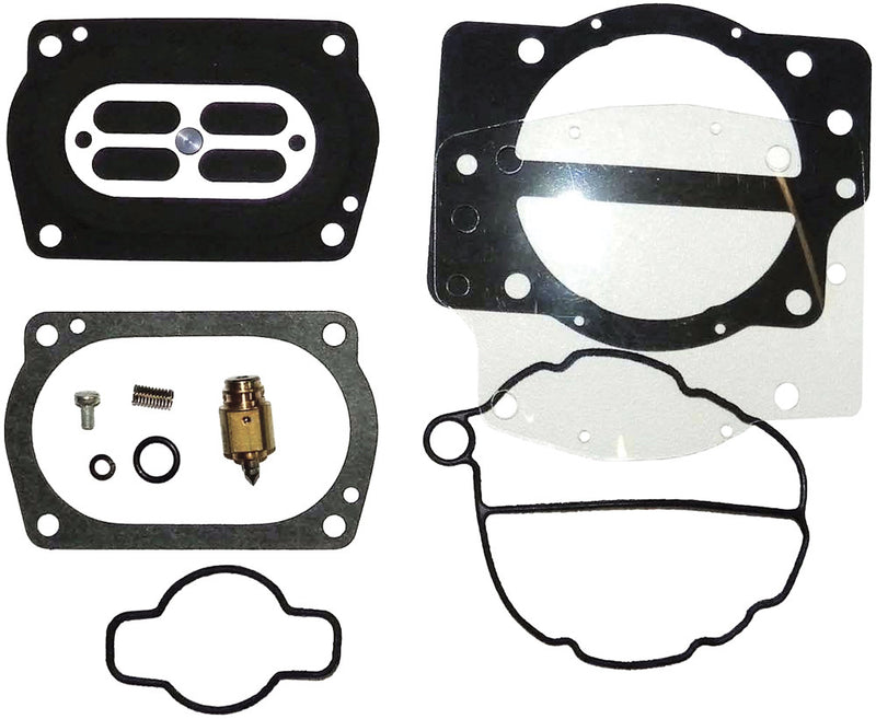 Carburetor/Fuel Pump Rebuild Kit Wsm Performance Parts