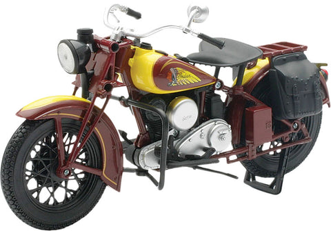 REPLICA 1:12 SPORT SCOUT 1934 INDIAN SPORT SCOUT New-Ray Toys 42113