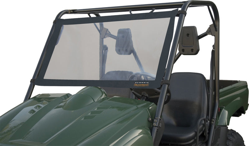 UTV WINDSHIELD KAW/POL BLACK Classic Accessories 78627