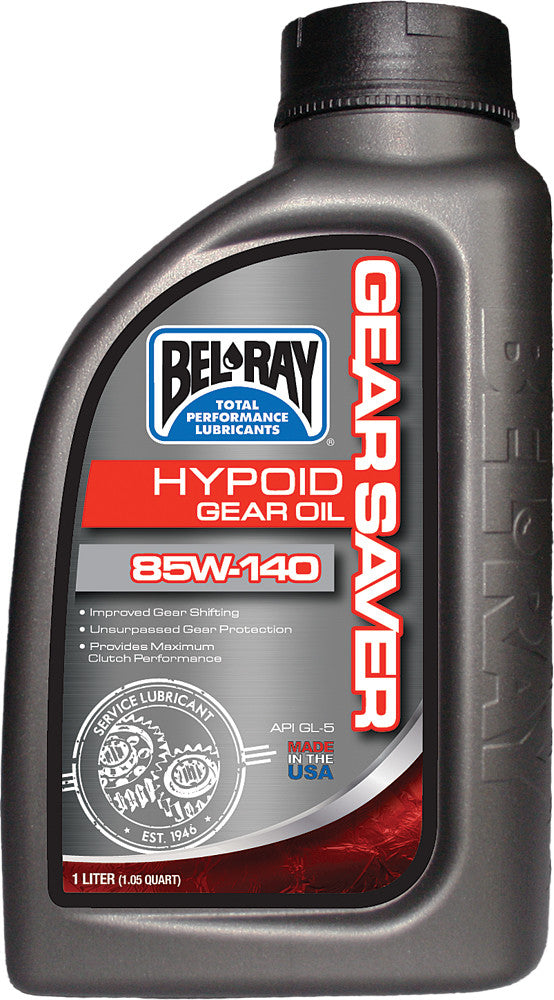 Gear Saver Hypoid Gear Oil 85W-140 1L  Bel-Ray 99234-B1lw