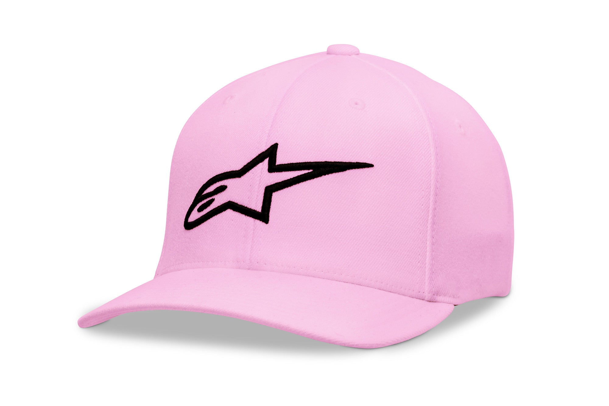 Alpinestars WOMENS AGELESS HAT PINK/BLACK 1W38-81100-3101