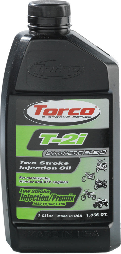 T-2I 2-Stroke Injection Oil 1L  Torco T920022ce