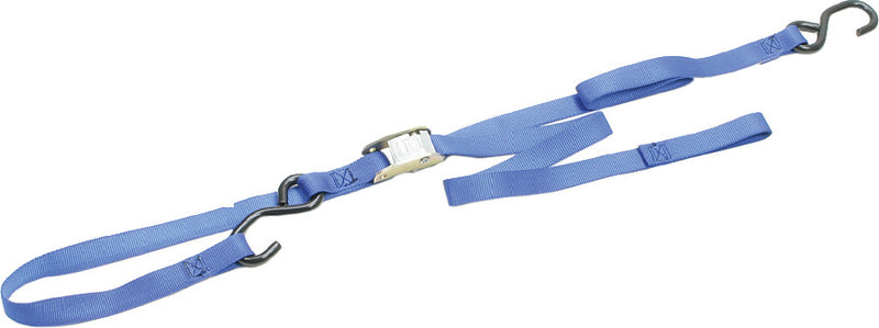 INTEGRA TIE-DOWNS BLUE PAIR Ancra Tiedowns 49380-12