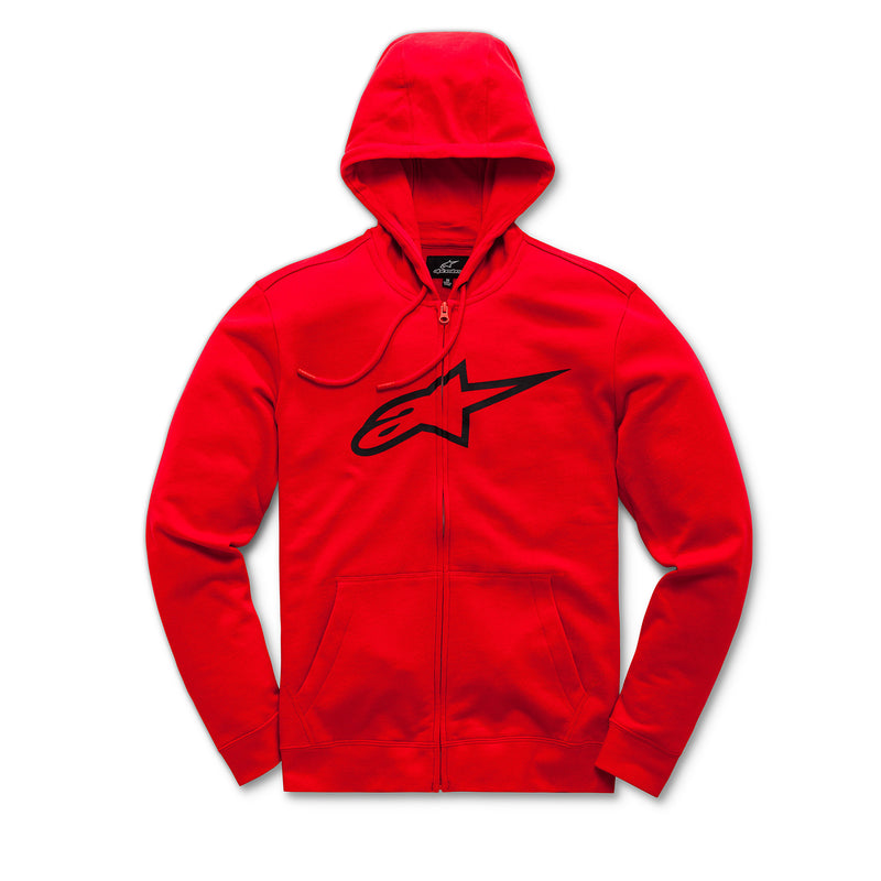 Alpinestars Ageless Ii Fleece Red/Black Md 1038-53052-3010-M