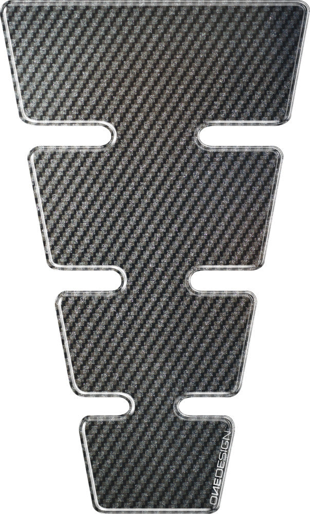 Tankpad Carbon Look  One Emblems Cgmedcp