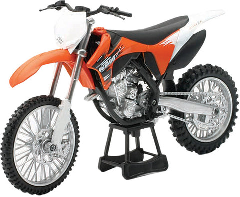 REPLICA 1:12 RACE BIKE 11 KTM 350SX-F ORANGE New-Ray Toys