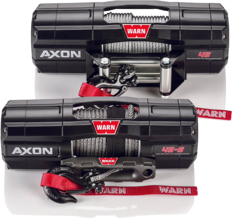 Axon 4500 Wire Rope Winch Warn Industries 101145