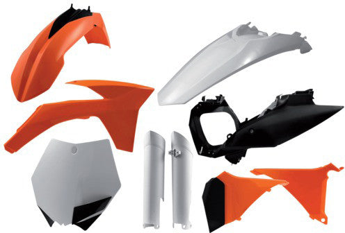 Plastic Kit Orange Acerbis 2205282882