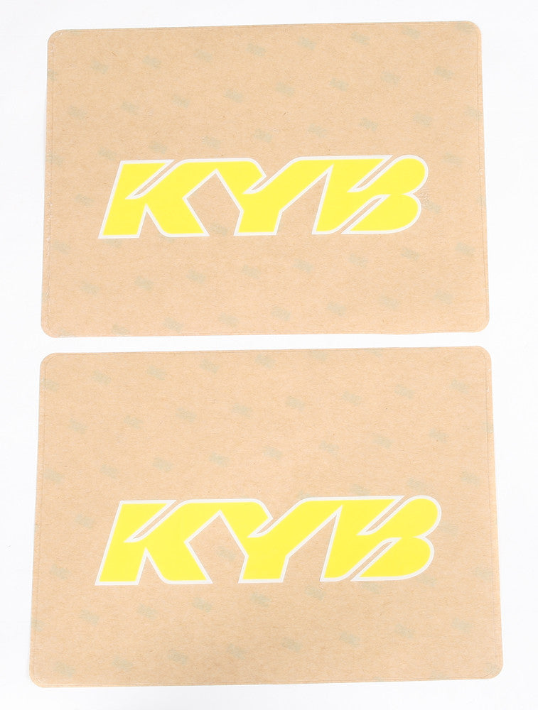 Upper Fork Decal Kyb Yellow  D'cor 40-80-133